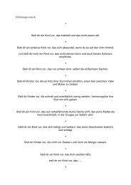 Erklärungsversuch - FASD - Deutschland eV