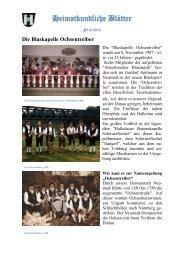 Heimatkundliche Blätter 2012-8 - Neustadt an der Donau