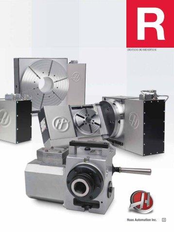 Modellreihe HRT - Haas Automation, Inc. | CNC Machine Tools