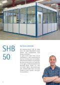 Hallen-/Meisterbüros Trennwandsysteme Stahlbaubühnen ... - Seite 6