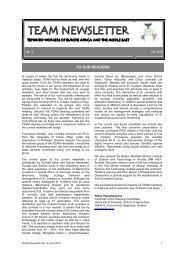8th TEAM Newsletter Jul 10 - Nucleus