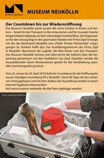 Emel Lochmann - Kulturamt Neukölln