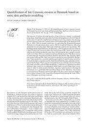 Get pdf-file of paper (654 kB) - Dansk Geologisk Forening