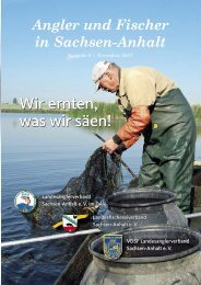 Milde, Biese, Aland - Landesfischereiverband Sachsen-Anhalt eV