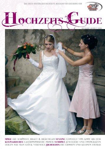 Hochzeits-Guide Augsburg 2008