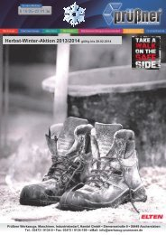 Herbst-Winter-Aktion 2013/2014