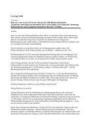 Link zur Rede von Uta Zapf für den Deutschen Bundestag am 27.6 ...