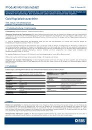 Produktinformationsblatt (80 KB) - RBS
