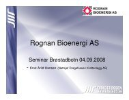Rognan Bioenergi AS - Home