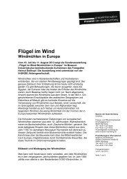 Flügel im Wind. Windmühlen in Europa - Museen der Stadt Nürnberg