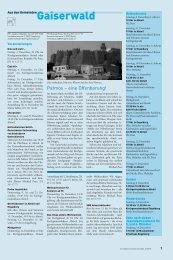 Patmos – eine Offenbarung! - Kirchenbote
