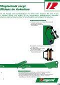 Moderne Pflugtechnik sorgt für hohe Effizienz im Ackerbau - Shrani.si - Page 3