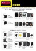 80257-07-RU Allemand A4.indd - Rubbermaid Commercial Products - Page 5