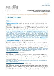 Factsheet Childrens Rights