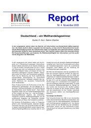 IMK Report - Hussonet