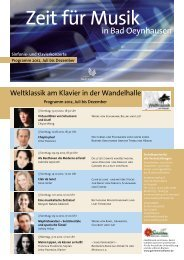 Download Programm Weltklassik am Klavier 2012 - Bad Oeynhausen