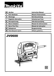 JV0600 - Makita