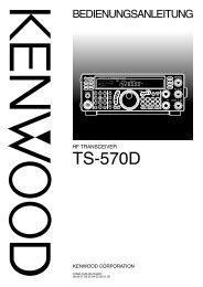 TS-570D - Kenwood