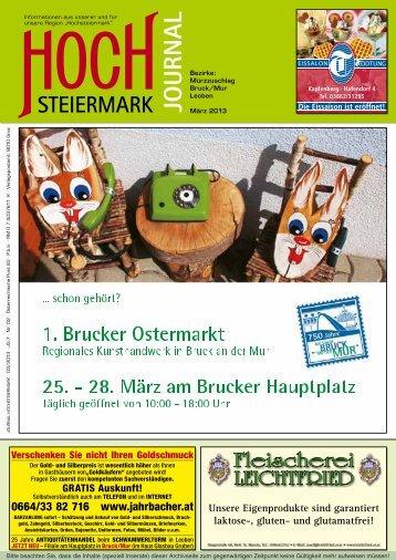 März 2013 - Hochsteiermark Journal
