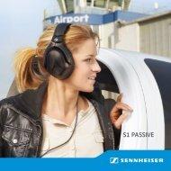 S1 PASSIVE - Sennheiser