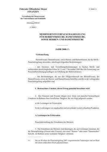 Föderaler Öffentlicher Dienst FINANZEN ... - Fiscus.fgov.be
