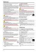 Gebrauchsanweisung 150709 7082542 - 01 - Liebherr - Page 4