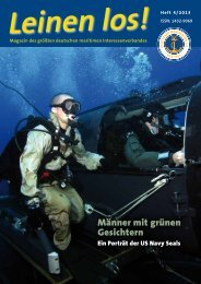 Auszug Ausgabe April 2013 - Deutscher Marinebund