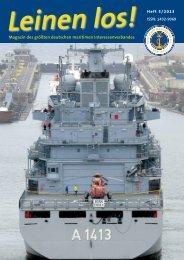 Auszug Ausgabe Mai 2013 - Deutscher Marinebund