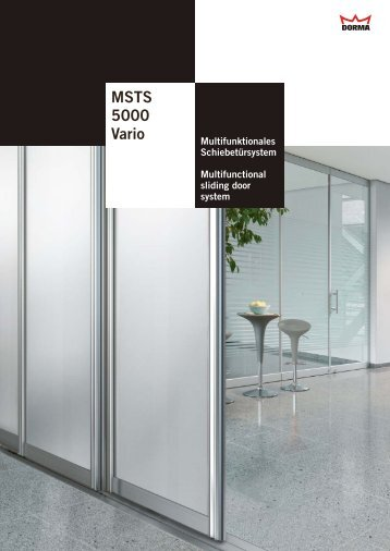 MSTS 5000 Vario - AutoSpec Media Server