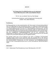 IHX - Labor für Angewandte Thermodynamik