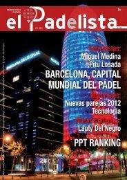 Revista de Pádel Oficial - Nº1