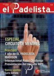 Revista de Pádel Oficial - Nº7
