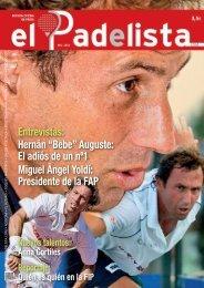 Revista de Pádel Oficial - Nº6