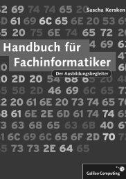Handbuch für Fachinformatiker - Lingoworld