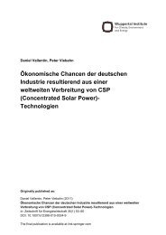 3854_Vallentin.pdf - Publication Server of the Wuppertal Institute