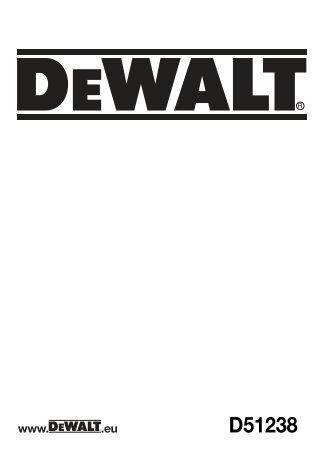 XXX man nailer D51238 Euro.indd - Service - DeWalt