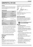 XXX man nailer D51238 Euro.indd - Service - DeWalt - Page 5