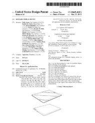 (12) United States Design Patent (lo) Patent No.: - Questel