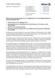 11-11-11 Allianz Group 3Q 2011 - IR Release - German