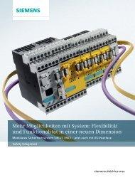 Mehr Möglichkeiten mit System: Flexibilität und Funktionalität in ...