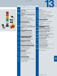 Katalog IC 10 2013, Kapitel 13