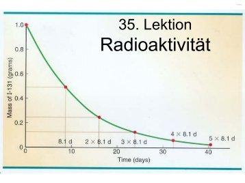 Was kann radiometrische Datierung sagen Sie über das Alter der Felsen