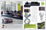 Salon z widokiem na taras -  HolArt Studio