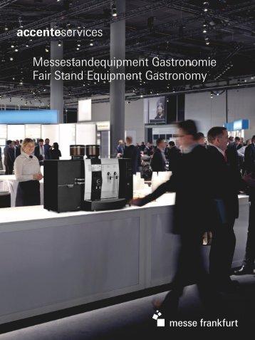 Katalog Messestandequipment (PDF) - Accente Services