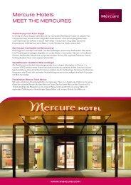 Mercure Hotels - Accor