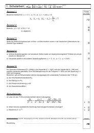 _. Schularbeit - acdca