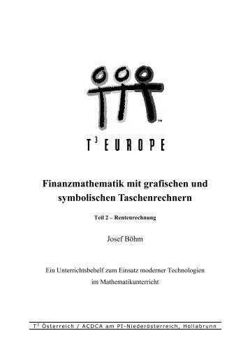 Ubungsblatt mathe 3
