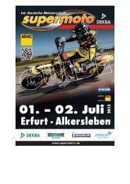 Guide Alkersleben - ADAC Motorsport