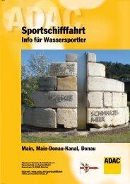 Sportschifffahrt - ADAC