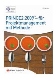 PRINCE2:2009™ – für Projektmanagement mit ... - Addison-Wesley